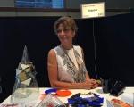 Jewelery fair BIJORHCA, Paris 2015.