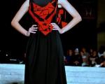 """Fashion show """"Riječke stepenice"""", Rijeka, 2014."""
