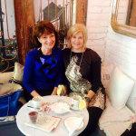 In good company! – Alis Pečarić Marić and Diana Sokolić – 12.11.2014.