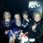 Glitter Party - Maja Uremović, Lada Perović, Diana Sokolić - 27.11.2014.