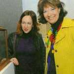 Iva Korbler and Diana Sokolić - opening at