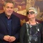 Mayor Bandić and Neva Tole – 25.3.2014.