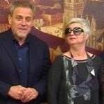 Mayor Bandić and Neva Tole – 25.3.2014.