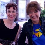 Cest is D' Best 2014 – Diana Sokolić sa Dijanom Nazor, organizatoricom i idejnom začetnicom festivala