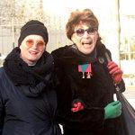 Ruža i Diana – 30. 12. 2014.