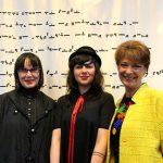 Dženisa Pecotić, Martina D Moon i Diana Sokolić