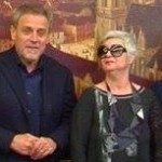Gradonačelnik Bandić i Neva Tole – 25.3.2014.