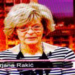 Mirjana Rakić – HRT1 15.5.2014.